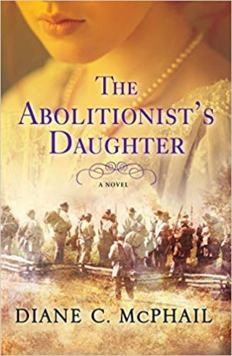 Interview with Diane C. McPhali, author of THE ABOLITIONIST'S DAUGHTER
