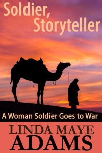 Cover - Soldier, Storyteller - May 2015