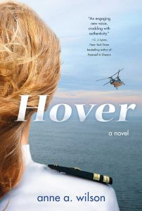 HOVER cover for hardback