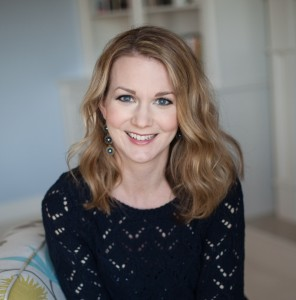 Leah Ferguson author photo