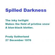 US American Poet Prudy Sutherland