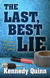 The Last Best Lie Book Cover