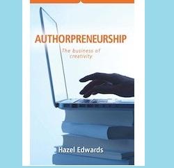 Hazel Edwards' book on Authorpreneurship