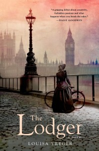the lodger - louisa treger