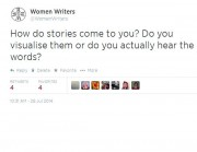 How do stories come to you?